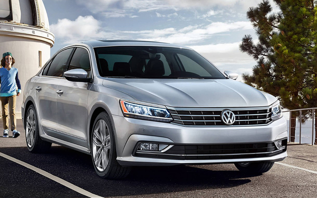 2018 Volkswagen Passat S Auto Leasing Lease Specials By Lease Orbit